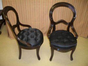 Реставрация стульев в Коломне