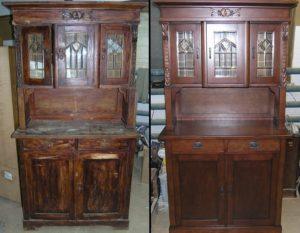 Реставрация мебели на дому в Коломне недорого