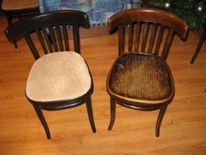Починка стульев