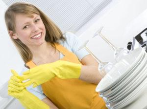 Мойка посуды на дому в Коломне