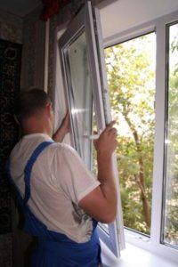 Замена створок пластиковых окон в Коломне