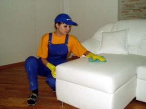 Чистка мебели на дому в Коломне