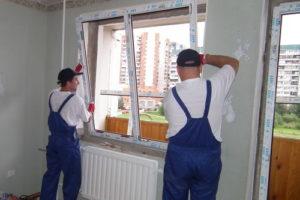 Установка пластиковых окон в Коломне